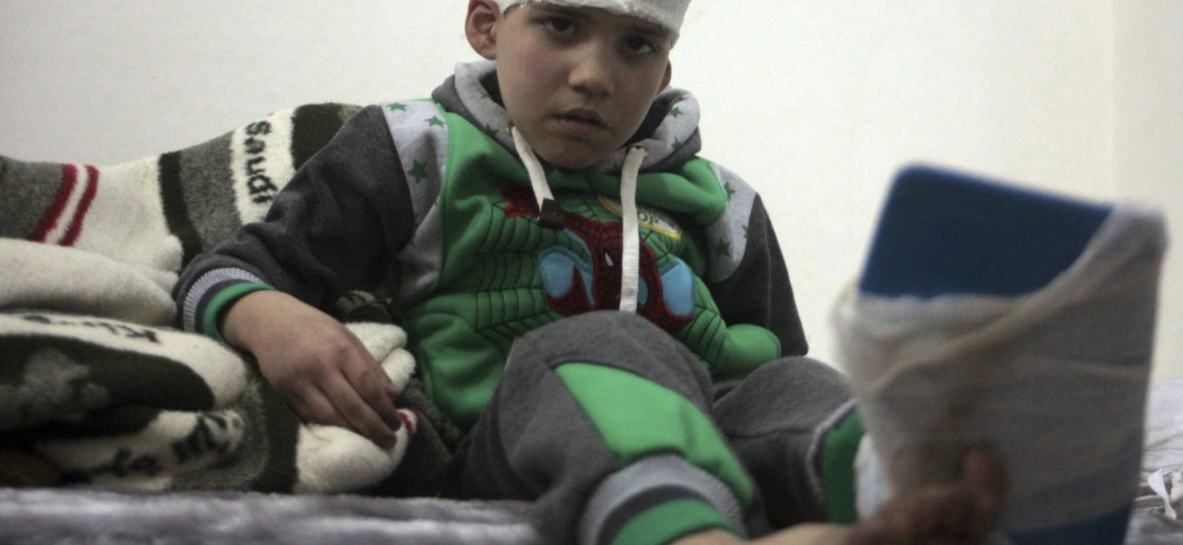 Children: The Disabled In Syria