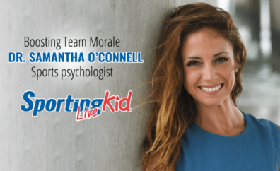 Winning the Moment - Dr. Samantha O'Connell,