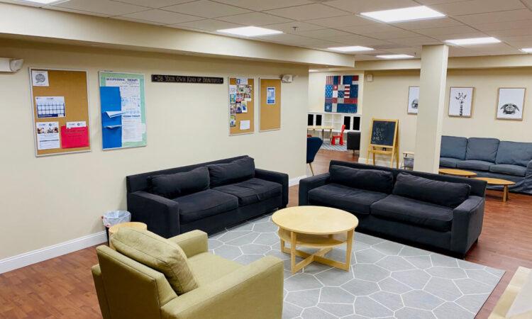 Newton ICCD Office