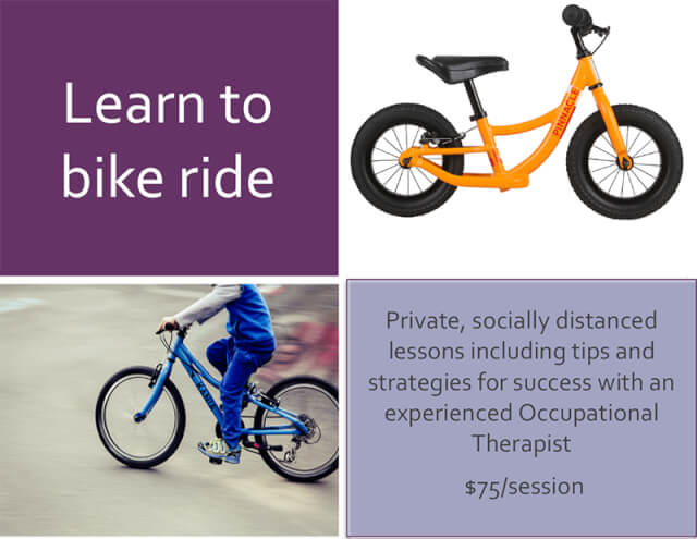 Learn to Bike Ride Clinic
